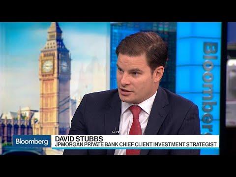 JPM's Stubbs Says Banks Await Inflation Regime Change