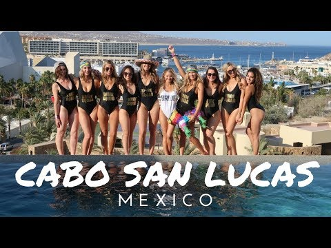 EileneExperiences: Absolutely Zero Fun at this Bachelorette Party | Cabo 2017