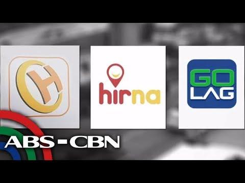 3 bagong transport network company, inaprubahan ng LTFRB