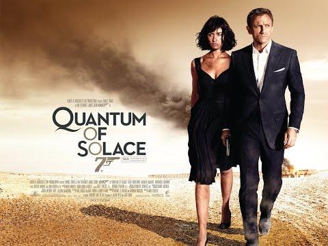 Quantum Of Solace Film Review