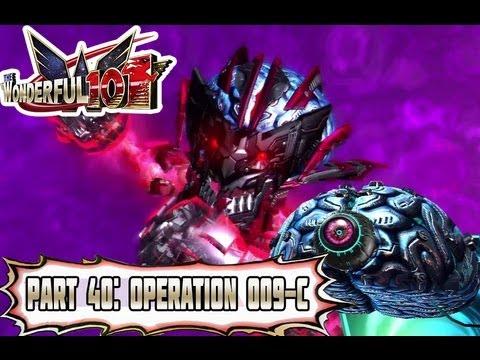 Wonderful 101 - Part 40: Operation 009-C: Supreme Overlord Wonder ...