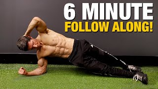 6 Pack Abs Workout   Just 6 Minutes!! (FOLLOW ALONG)