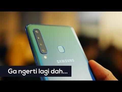 Melihat kualitas HP Samsung yang paling murah, Galaxy A10s..