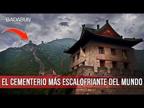8 datos escalofriantes de la muralla china