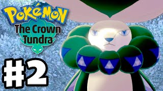Pokemon Sword and Shield: The Crown Tundra - Gameplay Walkthrough Part 2 - Calyrex and Glastrier!