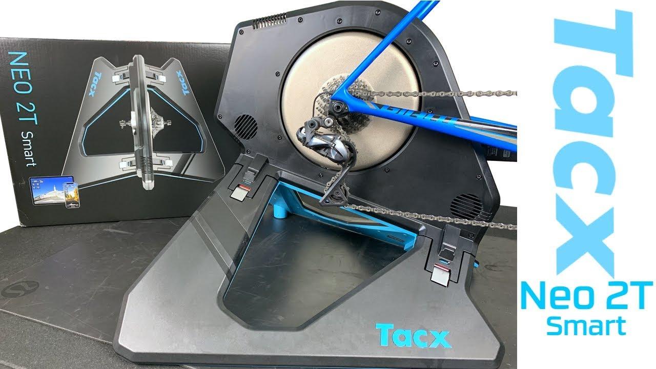 Tacx NEO 2 T T2875 Smart Trainer, велостанок, new купить в ...