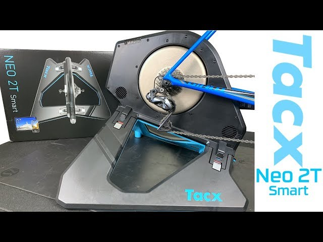 Tacx NEO 2T Smart Trainer: Details // Unboxing // Initial Review