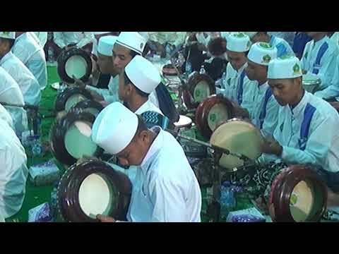 WONOSARI BERSHOLAWAT 2017  ::  oleh Habib Sadiq Baharun  ::  DIS 2