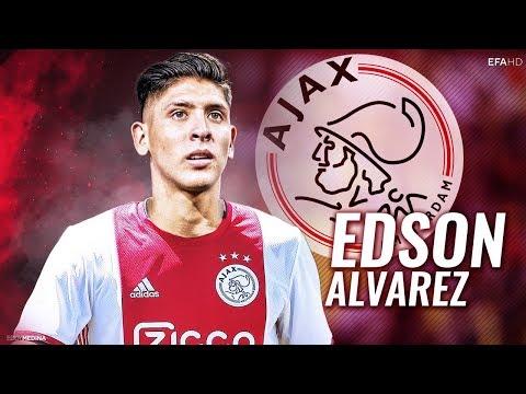 Edson Álvarez ● Welcome to Ajax - Best Goals & Skills | 2018-2019 (HD)