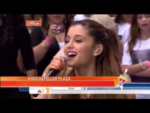 Ariana Grande Sings The Way Today S