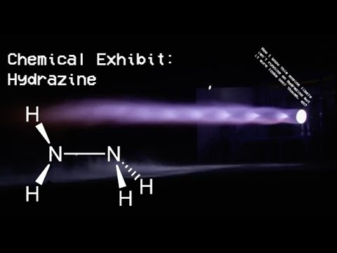 Chemical Exhibit: Hydrazine
