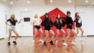GFRIEND 'Fingertip' mirrored Dance Practice
