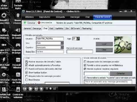 Como Descargar e Instalar Ares 20122013 Full En Español HD