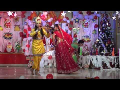 VO KRISHNA HAI ( DANCE )