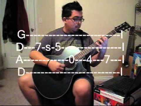 La Paloma -guitar lesson - YouTube