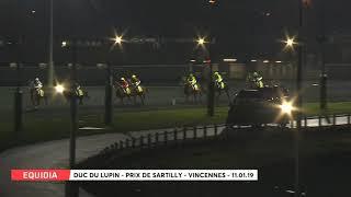 Vidéo de la course PMU PRIX DE SARTILLY
