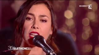 """Olivia Ruiz - """"Mon corps, mon amour"""" - Téléthon 2016"""