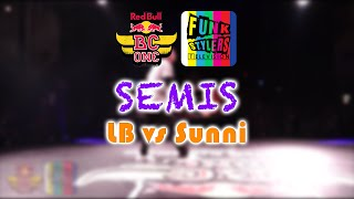 LB vs Sunni | Semi | Red Bull BC One 2015 UK Cypher | FSTV
