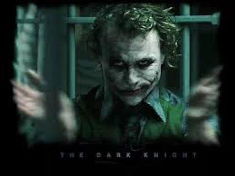 The Clarey Test on The Joker