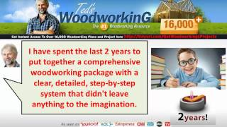 Free Woodshop Projects (table Furniture Plans)