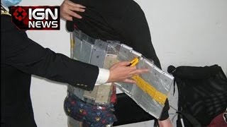 Smuggler Busted for Wearing an Armor-Like Suit of 94 iPhones into China - IGN News
