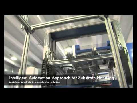 Schiller Thin Film Fab Automation