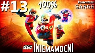 Zagrajmy w LEGO Iniemamocni (100%) odc. 13 - Dzielnica nadbrzeżna 100%