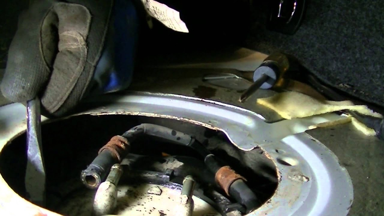 Volkswagon Passat Fuel Pump Replacement
