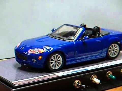 Mazda Miata model