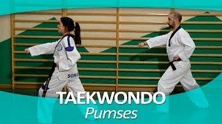 TAEKWONDO 10. Pumses