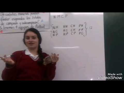 PERMUTACION 8 2 Evelin Leidy M Mariana