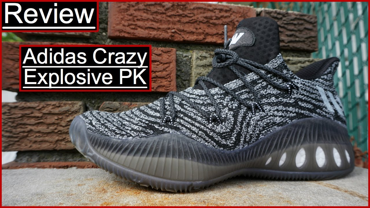 UNBOXING: Adidas Boost Crazy EXPLOSIVE 2017 with ANDREW