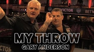 How To Play Darts | 'My Throw' With World Champion Gary Anderson!