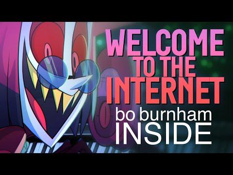 Welcome to the Internet (Hazbin Hotel) – Alastor's Ver. [INSIDE]