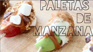 PALETAS DE MANZANA! Thumbnail
