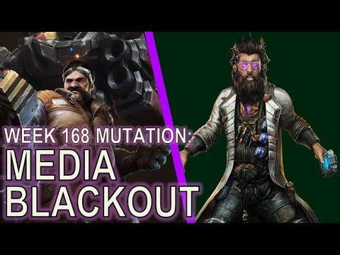 Starcraft II: Media Blackout [Look Ma, no units!]