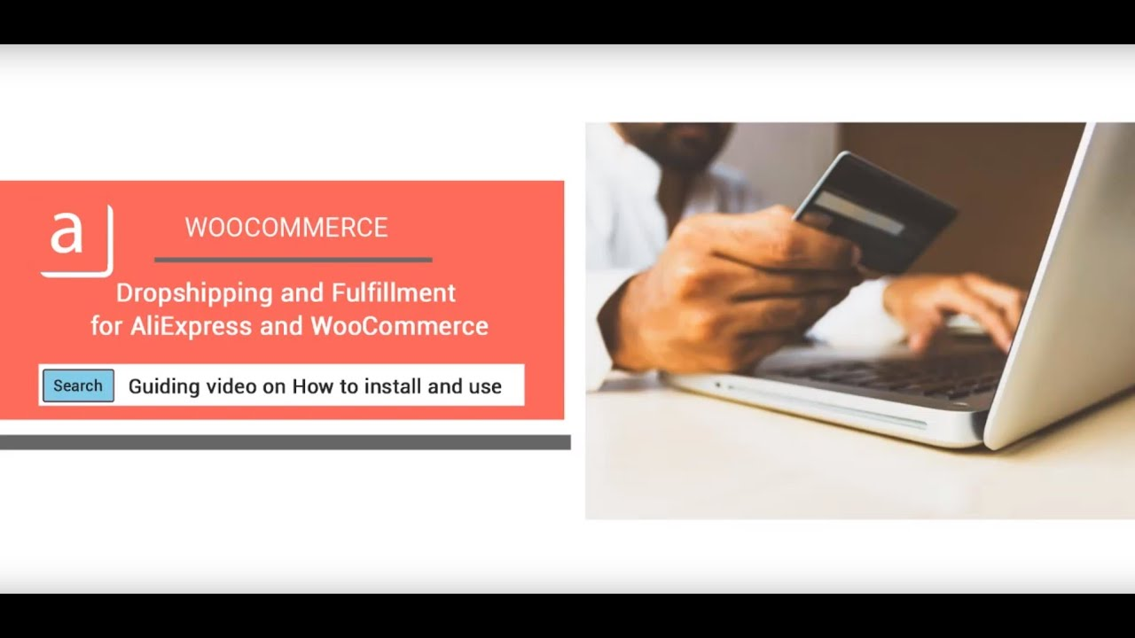 How to install and use Dropshipping and Fulfillment for AliExpress and WooCommerce plugin