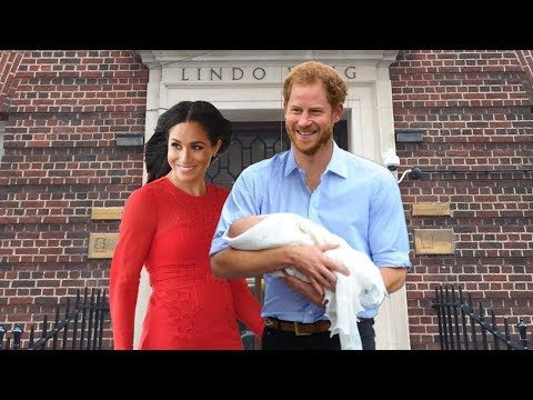 Meghan Markle And Prince Harry's Baby: Everything You Need To Know About Royal Baby