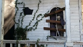 Making A Haunted House Featured On 'the Great Halloween Fright Fight' Part 4