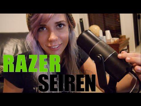 Razer Seiren Pro Unboxing & Mic Test