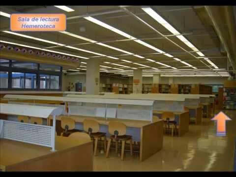 Biblioteca de la Facultad de Químicas, Universidad Complutense de Madrid