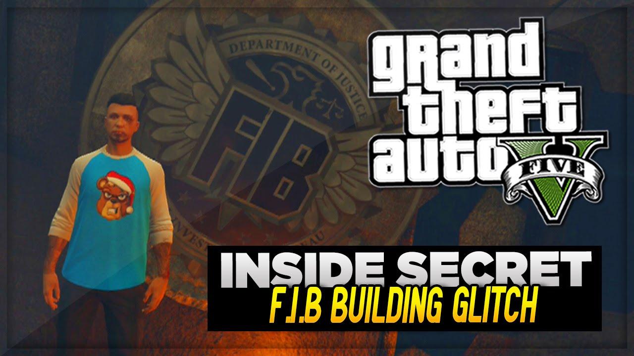 Gta  Online Fib Building Glitch