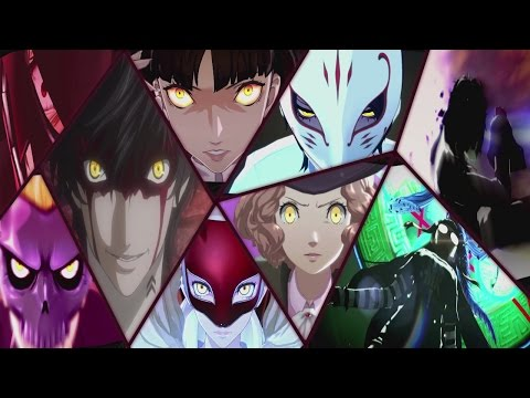 Persona 5 - All Persona Catalysts & Awakenings