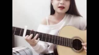 Dễ thương - Vạng Nam Kha (cover guitar)