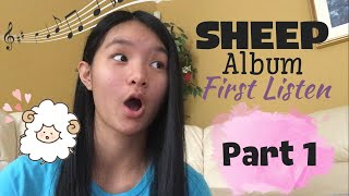 LAY SHEEP Album First Listen Part 1