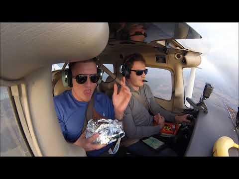 PILOT DISPUTE - Flying the Cessna 172 with ATC (Daytona to Tampa)