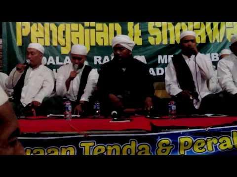 R-Show Al Hidayah-( ahlan wa sahlan bin Nabi, an Nabi shollu alaih)