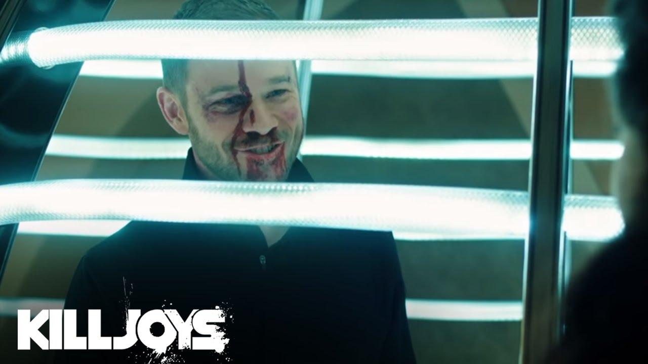 Download KILLJOYS (Inside Episode) | Season 2, Episode 8 | SYFY