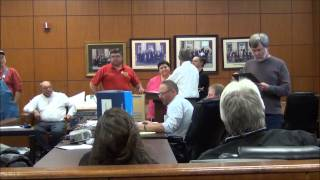 Jackson County Alabama Election, Nov 6, 2012 in Scottsboro.wmv