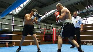 Бокс Бой Геннадий Мартиросян 30 июня 2017 в Берлине Gennady Martirosyan -  Gviniashvili